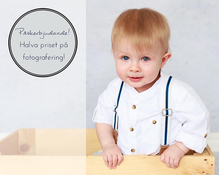 påskerbjudande fotograf sundsvall barnfotograf barnfotografering lisa hulling matfors