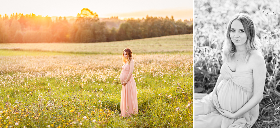 gravid gravidfoto gravidfotografering fotograf sundsvall matfors lisa hulling