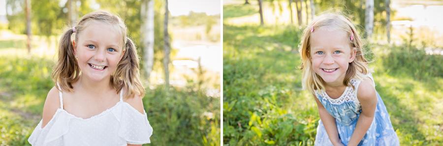 familjefotografering syskonfotografering utomhusfotografering barnfotograf fotograf sundsvall matfors lisa hulling