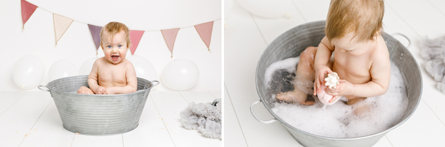smash the cake barnfotografering barnfotograf fotograf lisa hulling jonna matfors sundsvall