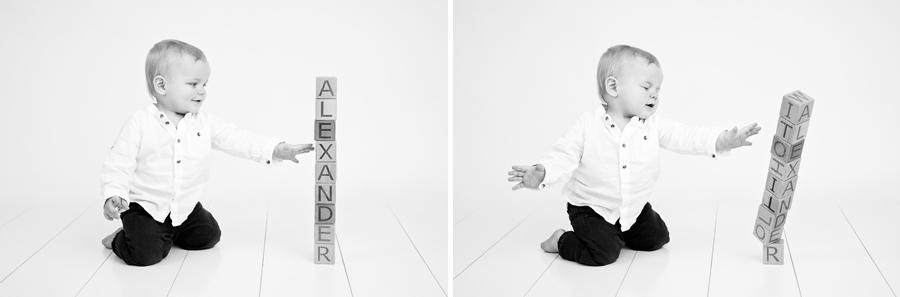 alexander smash the cake barnfotograf fotograf barnfotografering fotograf sundsvall matfors lisa hulling