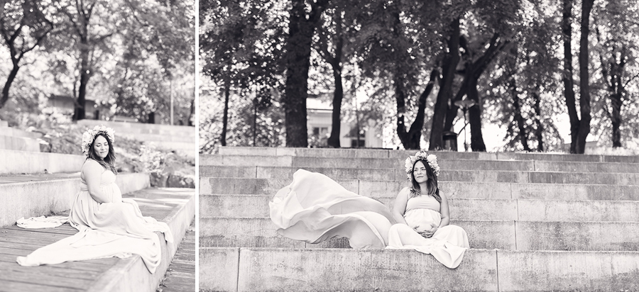 gravid gravidfotografering fotograf sundsvall matfors
