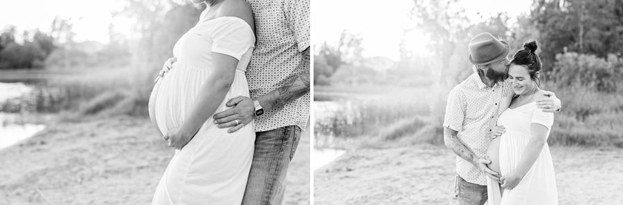 gravidfoto gravidfotograf gravidfotografering fotograf sundsvall matfors rännösjön lisa hulling